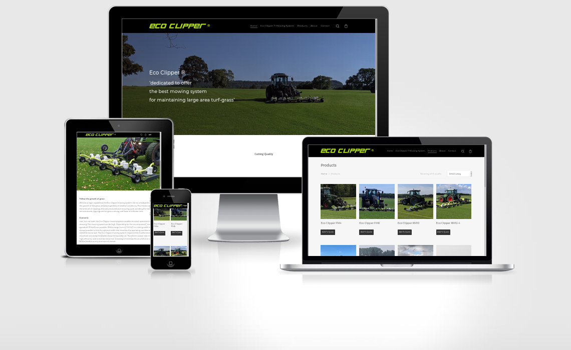 Webshop ecoclipper.com