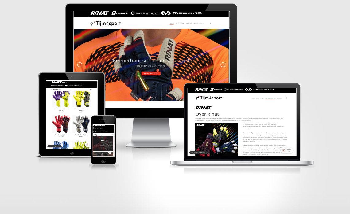 Webshop tijm4sport.nl
