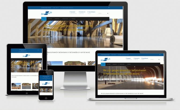 Foarbield website zijlstrabetonafwerking.nl